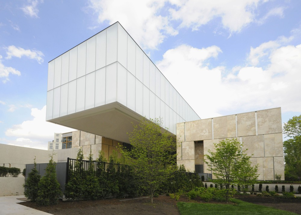 The Barnes Foundation / Tod Williams + Billie Tsien