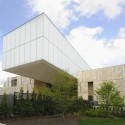 The Barnes Foundation Building / Tod Williams + Billie Tsien (19) View from 21st Street. The Barnes Foundation, Philadelphia.  The Barnes Foundation