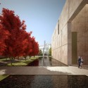 The Barnes Foundation Building / Tod Williams + Billie Tsien (13) Photograph  2012 The Barnes Foundation