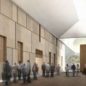 The Barnes Foundation Building / Tod Williams + Billie Tsien (10) Photograph  2012 The Barnes Foundation