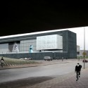 Construction begins on OMA-designed G-Star RAW Headquarters (5) North West view - Courtesy of OMA