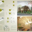 Finalists of the 100 Mile House Competition (2) Courtesy of the Architectural Foundation of British Columbia