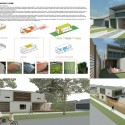 Finalists of the 100 Mile House Competition (5) Courtesy of the Architectural Foundation of British Columbia