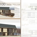 Finalists of the 100 Mile House Competition (9) Courtesy of the Architectural Foundation of British Columbia
