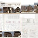 Finalists of the 100 Mile House Competition (10) Courtesy of the Architectural Foundation of British Columbia
