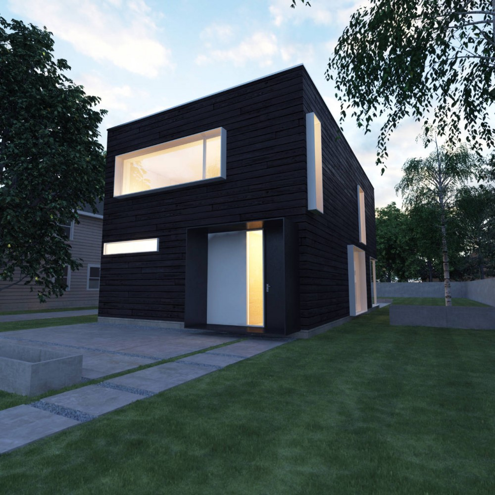 INFILL / John Dwyer Architect