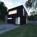 INFILL / John Dwyer Architect Courtesy of John Dwyer Architect