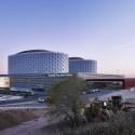Rey Juan Carlos, Hospital / Rafael de La-Hoz © Alfonso Quiroga
