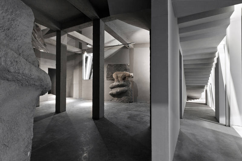 The Metamorphosis of the Great Rock / PLANT – Atelier Peter Kis