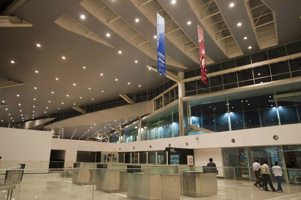 New Terminal at Lucknow Airport / S. Ghosh & Associates