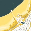 Re-qualification and Redevelopment of the Beach and Seafront of Figueira da Foz and Buarcos Proposal (5) plan 03