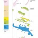 """""""El agua, la memoria '- Propuesta de Replanteamiento de la competencia de Shanghai (7) diagrama de funciones"""