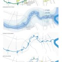 'Water Memory' - Rethinking Shanghai Competition Proposal (11) macro level diagrams