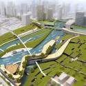 """""""El agua, la memoria '- Propuesta de Replanteamiento de la competencia de Shanghai (1) Cortesía de Ayrat Khusnutdinov, Zhang Liheng, Alexey Bychkov"""