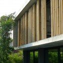 The Bamboo Curtain House / Eco-id Architects © Sim Boon Yang