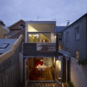 Fitzroy Terrace / Welsh & Major Architects © Brett Boardman