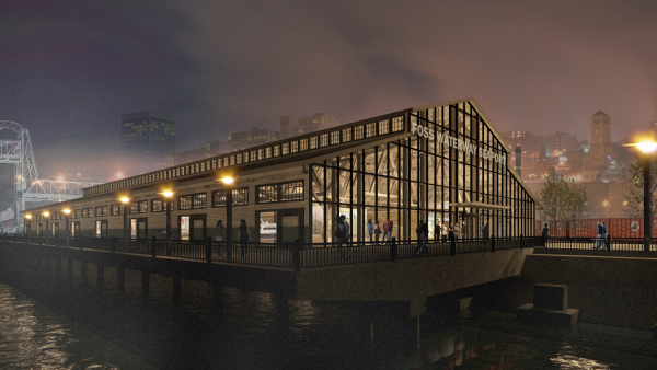 Foss Waterway Seaport / Olson Kundig Architects