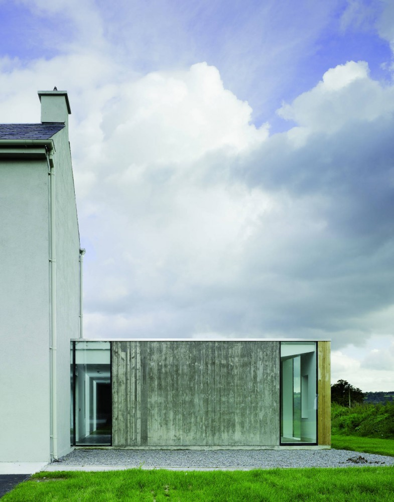 Knocktopher Friary / ODOS Architects