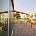Falcognana Elderly Center / laN+ © Nico Marziali