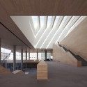 KSP_Tianjin_Art_Museum_staircase2_s © KSP Jürgen Engel Architekten International GmbH