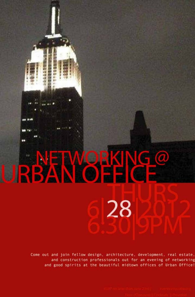 nycobaNOMA Networking Event