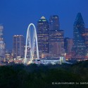 Margaret Hunt Hill Bridge © Alan Karchmer