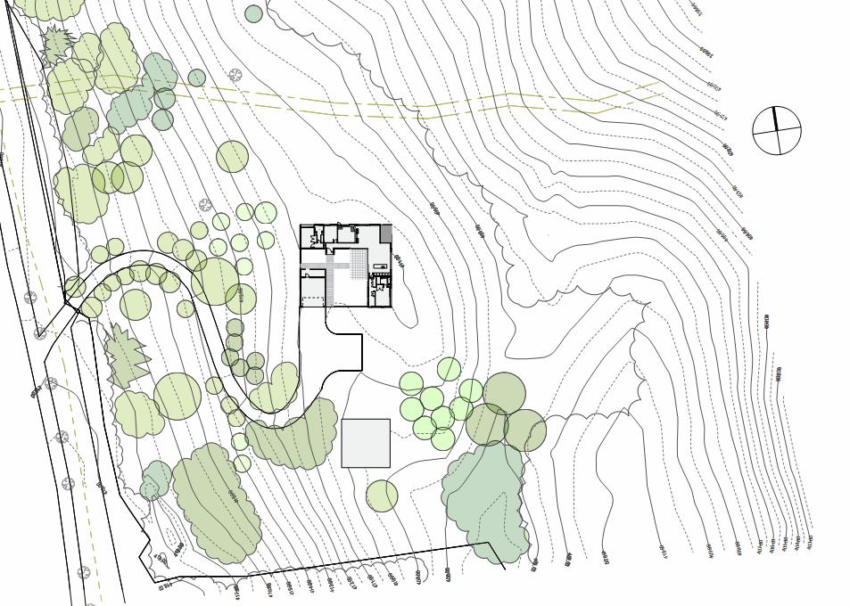 Lake Hawea Courtyard House / Glamuzina Paterson Architects