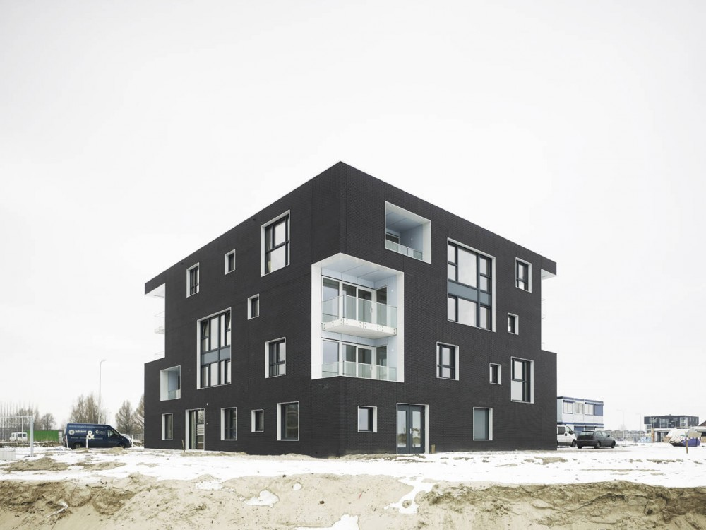 29 Apartments in Blaricum / Casanova & Hernandez Architects