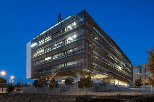 Madrid Idom Office / ACXT Arquitectos © FG+SG