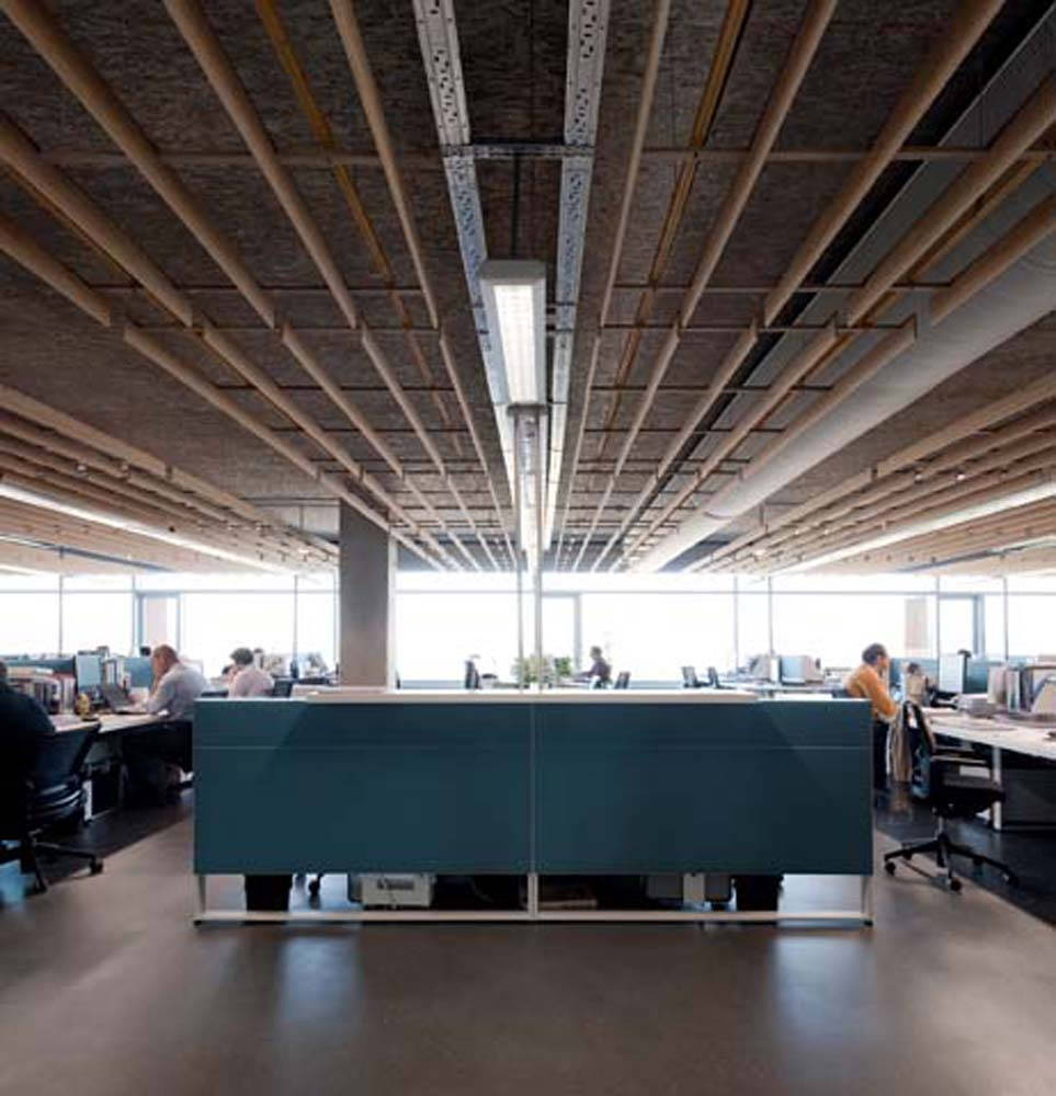 Madrid Idom Office / ACXT Arquitectos