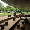 First images of Herzog & de Meuron and Ai Weiwei's Serpentine Gallery Pavilion 2012 (10) © Daniel Portilla