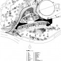 2012-04-7180_Plan_CairnsBotanicGardensVisitorsCentre_CharlesWrightArchitects Courtesy of Charles Wright Architects