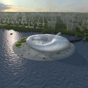 Yingkou Convention and Exposition Center (1) Courtesy of 2DEFINE Architecture