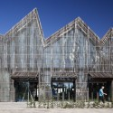 Kaap Skil, Maritime and Beachcombers' Museum Wins Daylight Award 2012 (3) Courtesy of Mecanoo Architecten