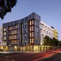 2012 AFP Premios de Vivienda de Arquitectura (8) los Dres.  Julian y Raye Richardson Apartamentos / David Baker + Arquitectos Asociados - Cortesía de la AIA © Bruce Damonte Fotografía, Inc.