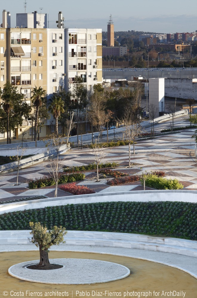 Music Park in Sevilla / Costa Fierros Arquitectos