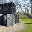 Noorderparkkamer / Bureau SLA & Overtreders W (10) © Jeroen Musch