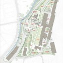 Haraldsplass Hospital (5) site plan