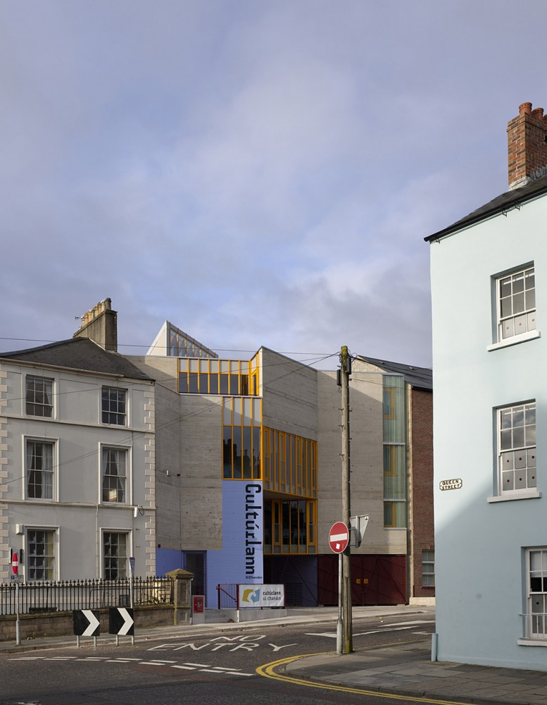 An Gaelaras / O'Donnell & Tuomey Architects