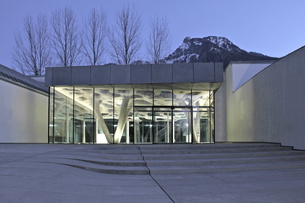 Extension of the Building Academy Salzburg / soma