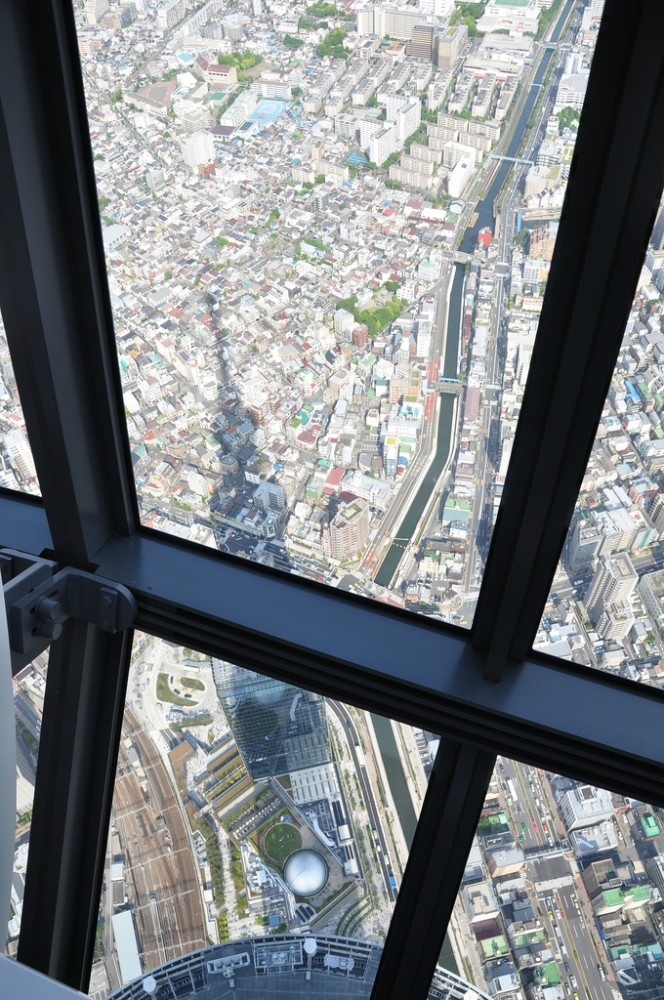 Tokyo Skytree: the World&#8217;s largest Telecom Tower