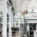 Lyon Confluence / Jean-Paul Viguier et Associes © Takuji Shimmura