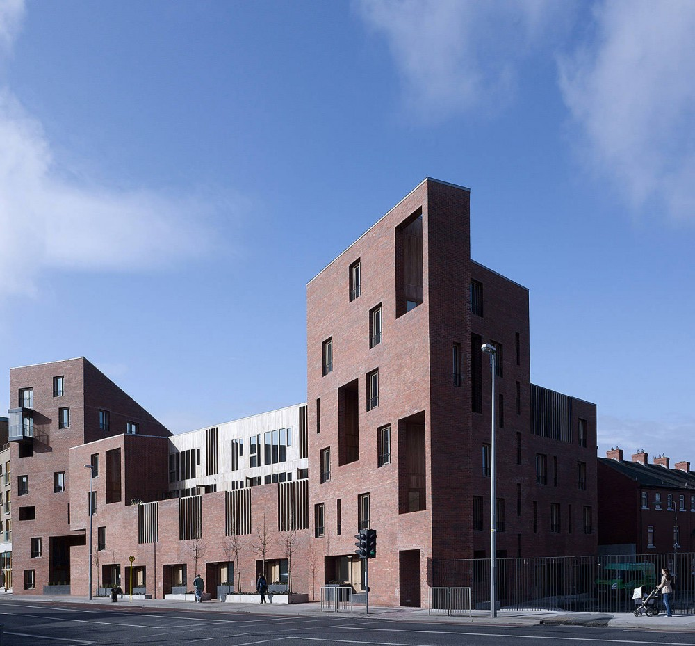 Timberyard Social Housing / O&#8217;Donnell + Tuomey Architects