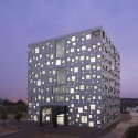 Cube Tube in Jinhua / SAKO Architects (3)  Misae Hiromatsu