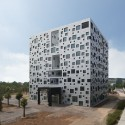 Cube Tube in Jinhua / SAKO Architects (1)  Misae Hiromatsu