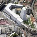 Badel Block Complex Proposal (1) Courtesy of AVP Arhitekti