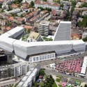 Badel Block Complex Proposal (2) Courtesy of AVP Arhitekti