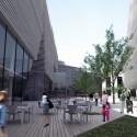 Badel Block Complex Proposal (6) terrace view - east