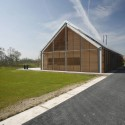 Barn House Eelde / Kwint Architects © Erik Hesmerg