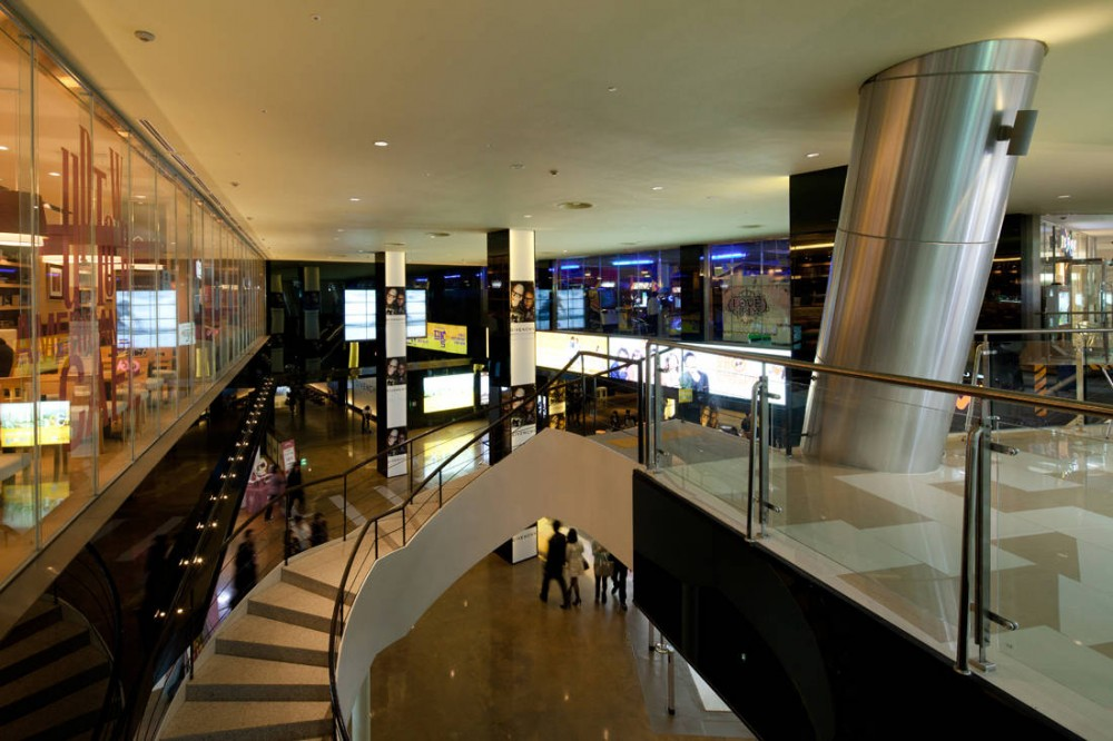 Daegu Color Square Stadium Mall / Jerde